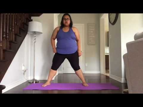 Weight Loss Journey | Day 21|Inner Thigh workout