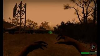 как стать зомби в игре