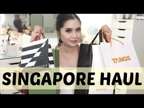Mini SINGAPORE Haul | Anna Cay ♥