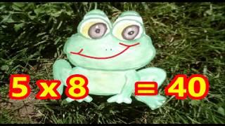 Table de multiplication de 5 : Apprendre en s'amusant ce1 et ce2