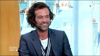 Portrait et interview de Romain Duris