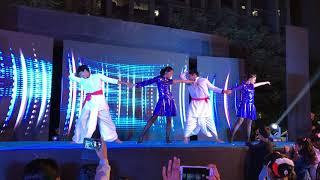 Salsa dance performance in Sierra Annual Day function_26th Jan'18