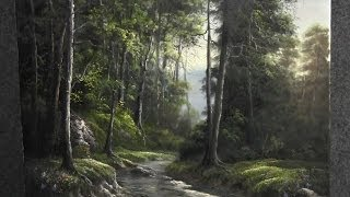 Paint with Kevin Hill - The Forest River