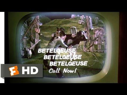 Beetlejuice (1/9) Movie CLIP - Free Demon Possession with Every Exorcism! (1988) HD