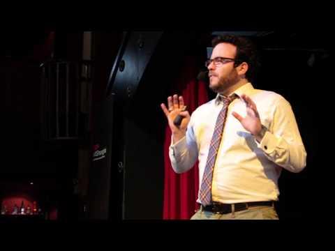 Comic Books, Demi-Gods, and Modern Day Philosophers | Gustavo Sanchez | TEDxHultShanghai