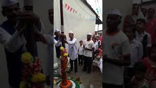 Independence Day in gajanan society Titwala