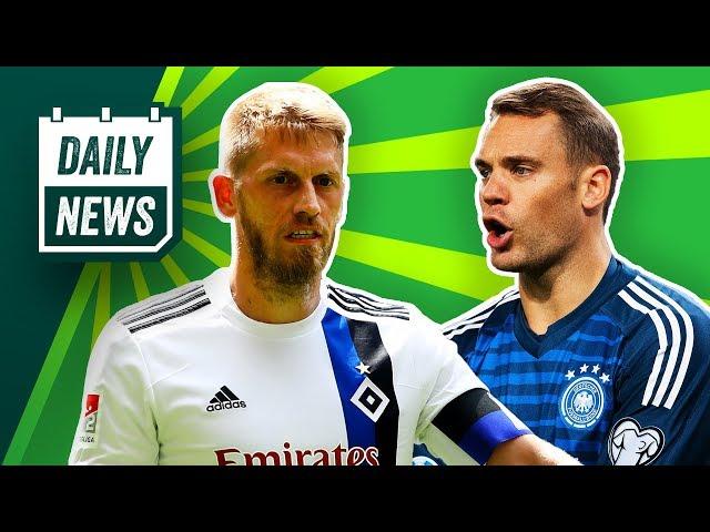 Neuer oder ter Stegen: Kampf um #1 beim DFB!