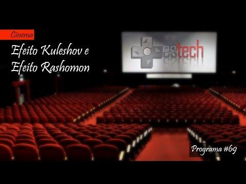 Cinema - Efeito Kuleshov e Rashomon