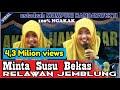 Heboh Ustadzah Mumpuni Minta 5uzu B3kas Relawan Jemblung  Ngakak ,ngapak Raden Aryo Production