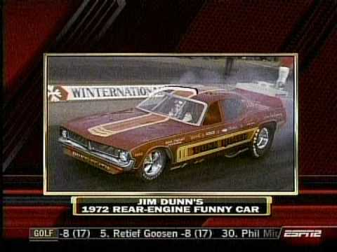 A question on Rear engine Funny Cars