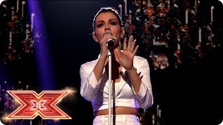 Holly Tandy hopes to wow with George Michael classic | Live Shows | The X Factor 2017
