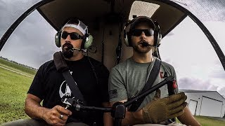 Learning to Become a Helicopter Flight Instructor