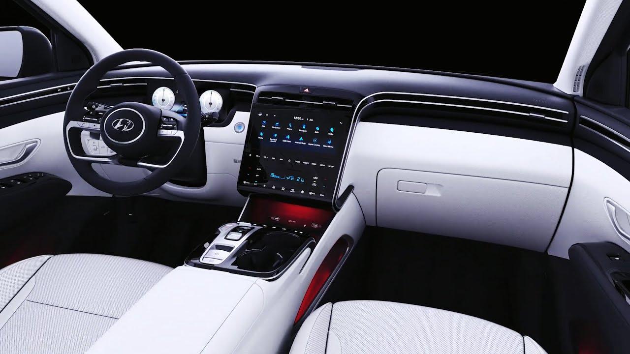 24 city / 29 highway. 2022 Hyundai Tucson Interior Luxury And High Tech Youtube
