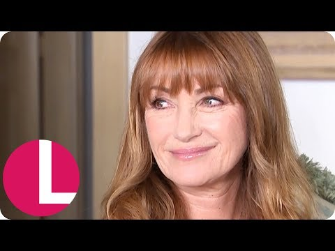 Jane Seymour on Her L.A. Life and Remembering Roger Moore | Lorraine