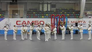Смотр-конкурс военных оркестров ВВО