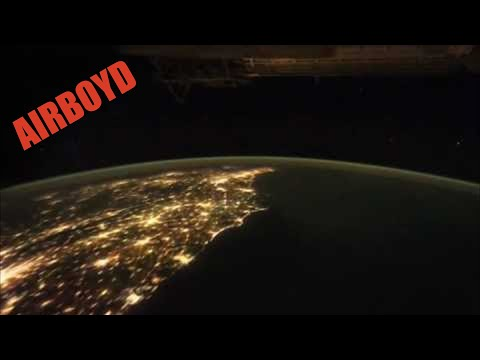 Mexico And The Eastern United States ISS