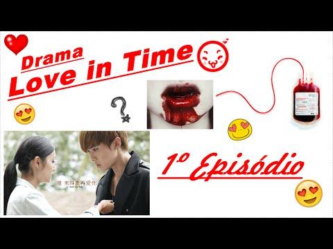 Drama Love in Time   Amor em Tempo 1º Ep legendado