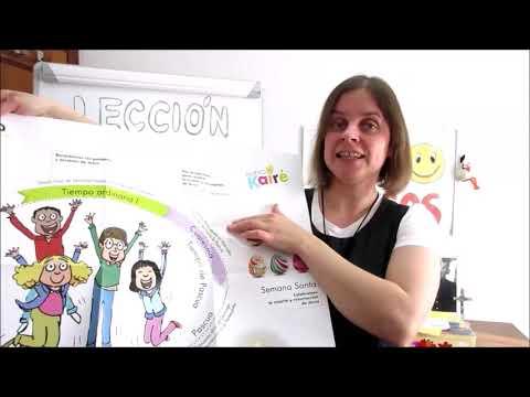 Hola amigos - 26. lekce španělštiny s misionářkou