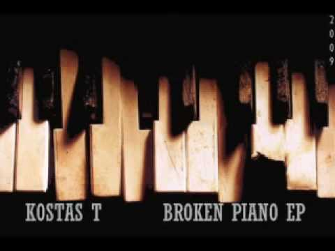 Kostas T Broken piano (chill out mix)