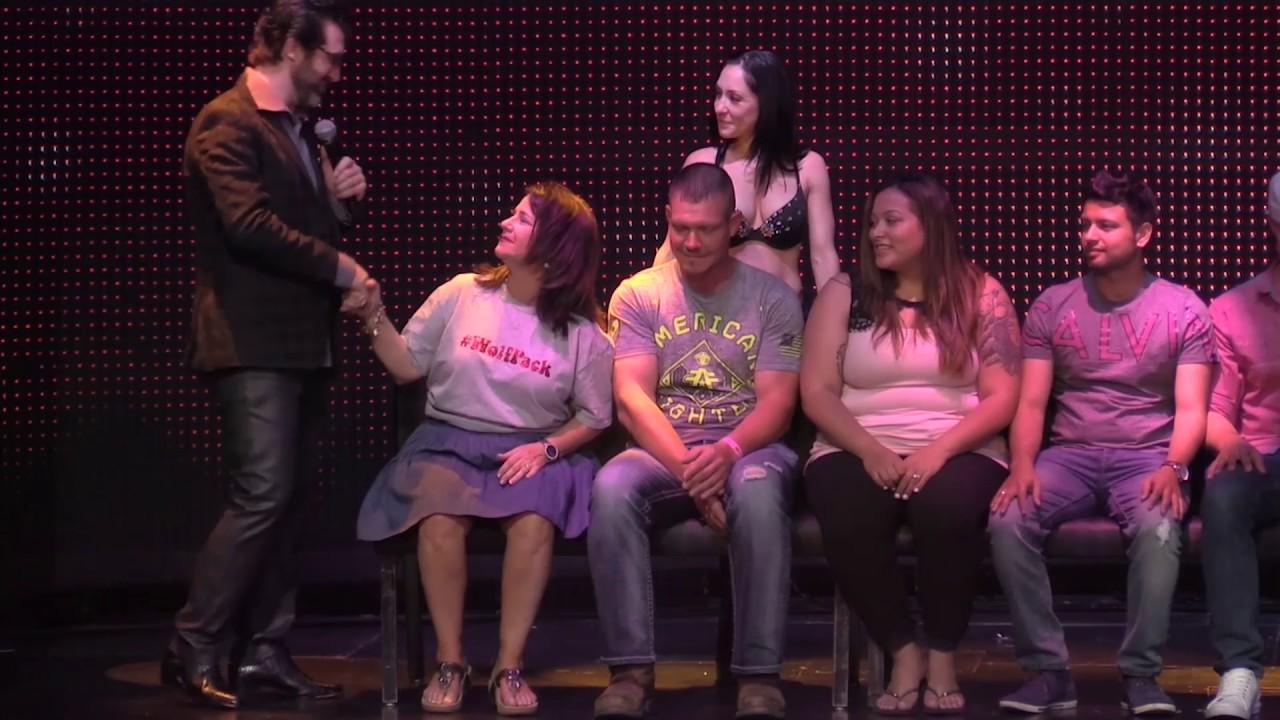 Las vegas adult hypnosis shows