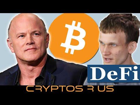 Billionaire's Net Worth in Bitcoin Revealed - Vitalik's Concerns with DeFI