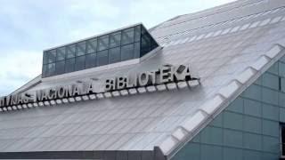 Национальная библиотека Латвии ''Замок света''