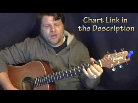 Living On Love (Alan Jackson) Guitar Cover and  Chord Chart