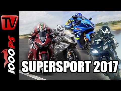 Supersport News 2017 - Sportbike / Superbike Special