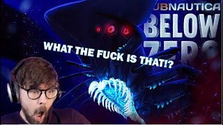 JACKSEPTICEYE Reacts To All LEVIATHANS in Subnautica Below Zero
