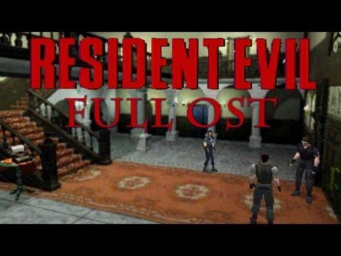 Resident Evil 1 Full OST Album (All Soundtracks In Biohazard HD/HQ)
