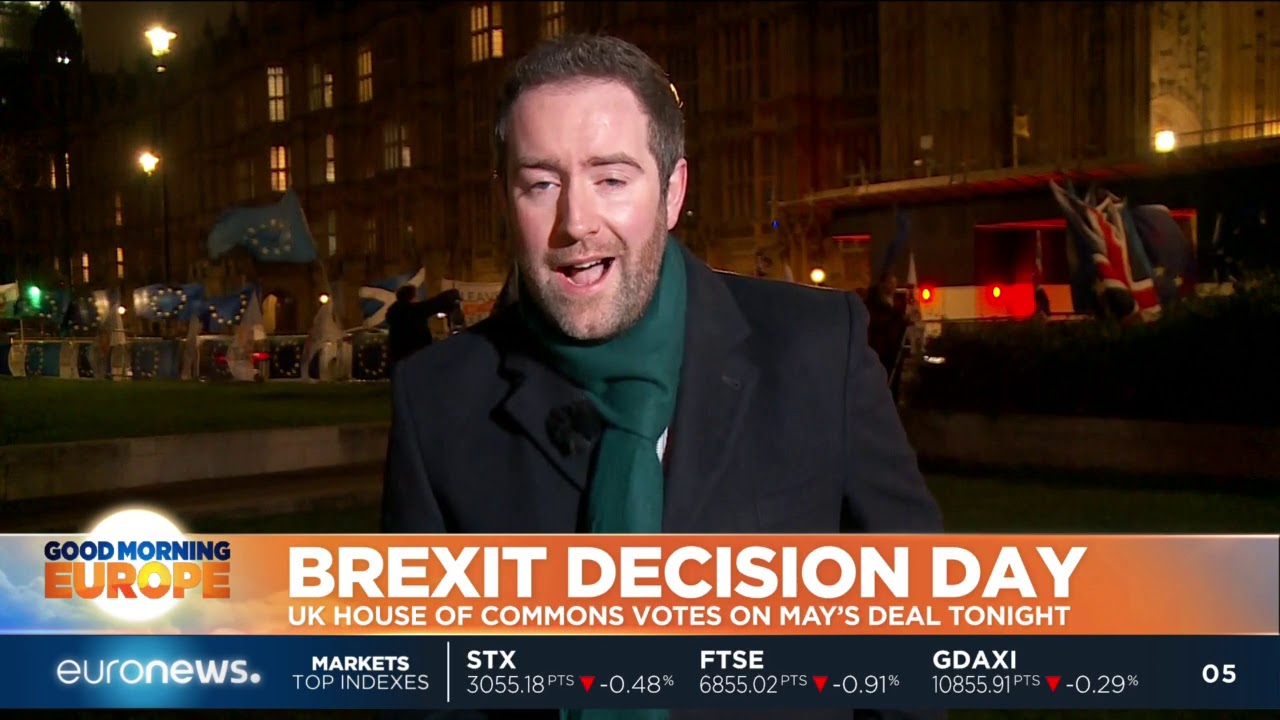 Decision Day: Will The UK Go For Brexit, Or Not?