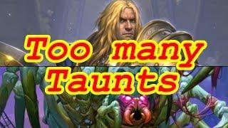 Too many Taunts | Odd Paladin | Rastakhan's Rumble | Hearthstone