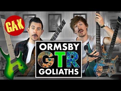 Ormsby GTR Goliaths!