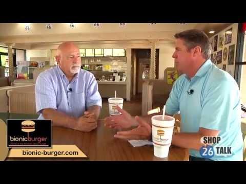 Bionic Burger on Shop Talk - KGPT 26 TV