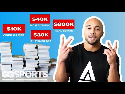How Austin Ekeler Spent His First $1M in the NFL   My First Million   GQ Sports