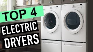 BEST 4: Electric Dryers 2018