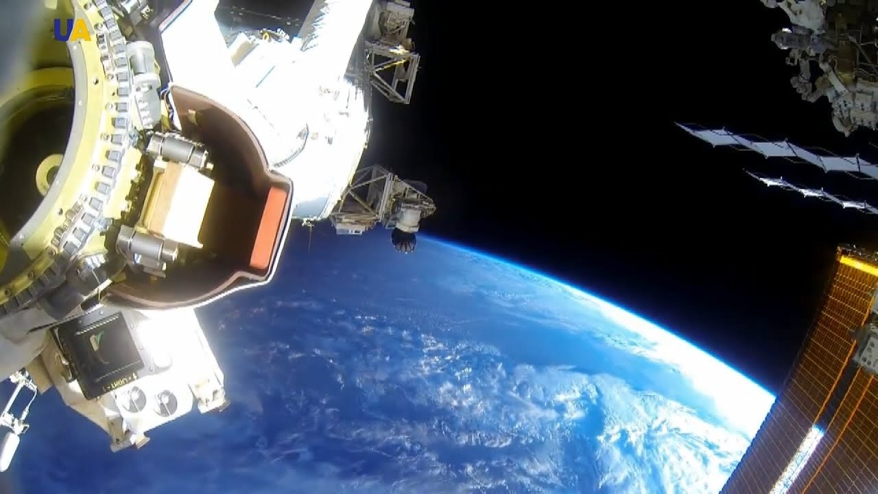 Космонавтика України | Пишемо історію - YouTube