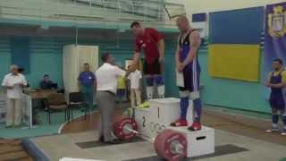 Соревнования тяжелая атлетика Скадовск / Competitions in weightlifting Skadovsk