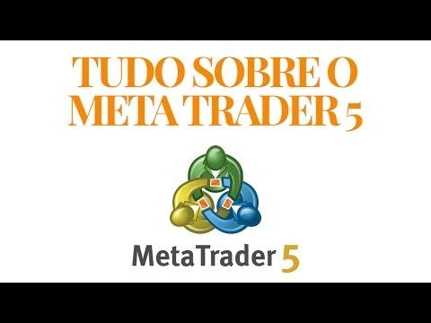 Aprenda a Operar com a Plataforma Meta Trader 5