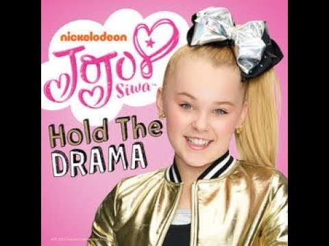 Hold The Drama - JoJo Siwa (Lyrics)
