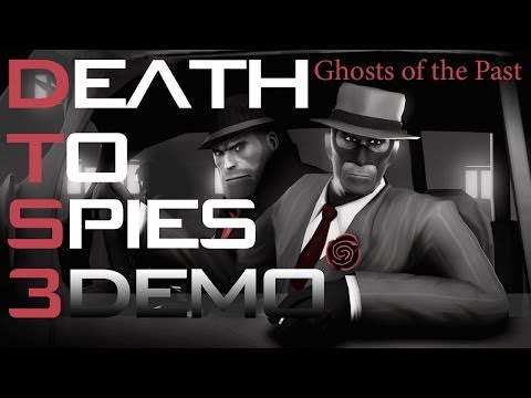 Прохождение Смерть шпионам 3/Death To Spies 3 (Demo) - [Ghosts Of The Past]