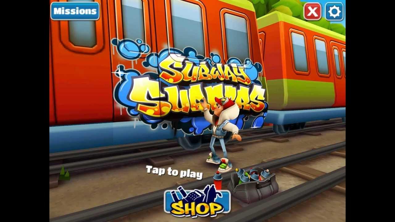 Download OMG! Játékok 2.rész(Subway Surfers-PC)