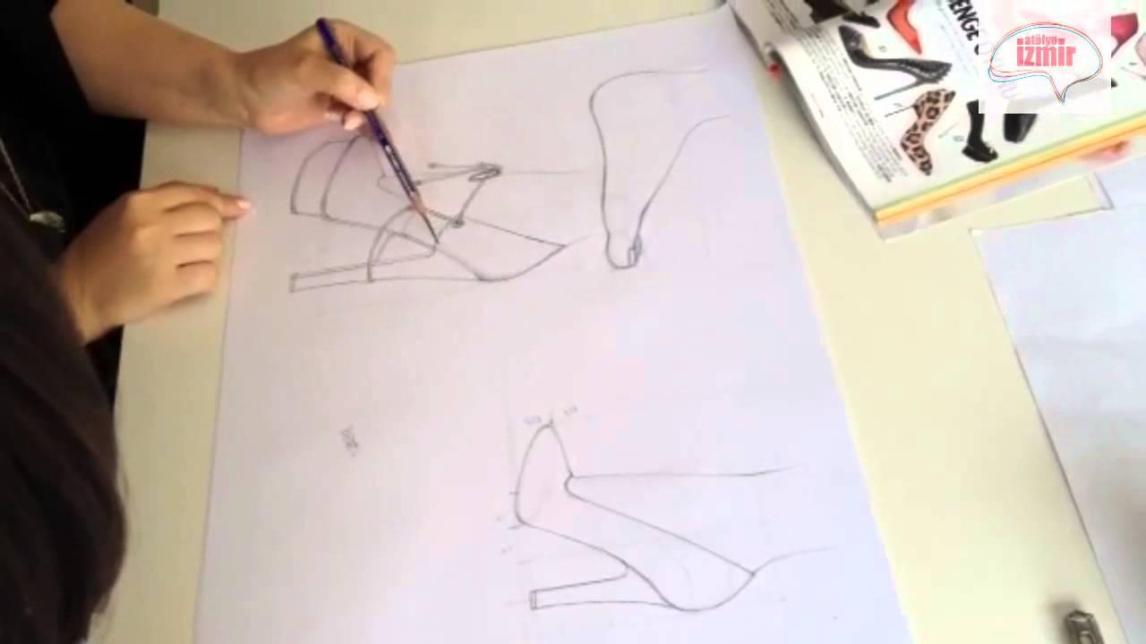 Ayakkabı Çizimleri nasıl yapılır