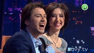 Раздельный отдых - Педан-Притула Шоу - Выпуск 24.05.2014