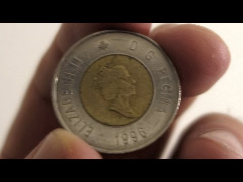CANADIAN $2 DOLLAR COIN ~ TOONIE