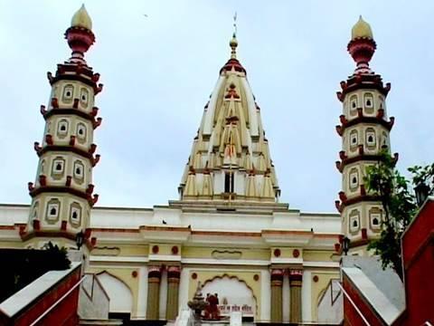 Shree Dhakleshwar Mahadev Temple, Mumbai