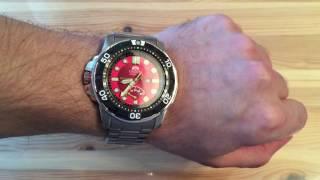 видео Дайверские часы Deep Blue (Дип Блу)| купить американские часы для дайвинга Deep Blue