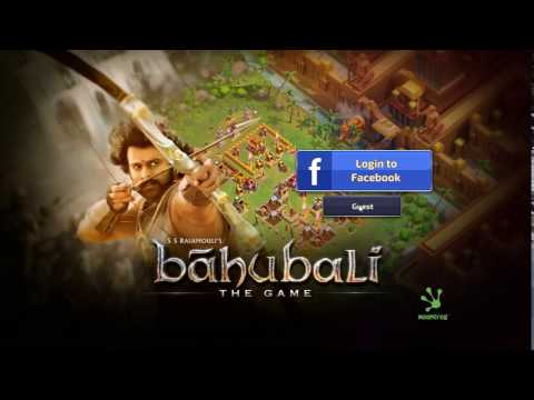 Bahubali the game video