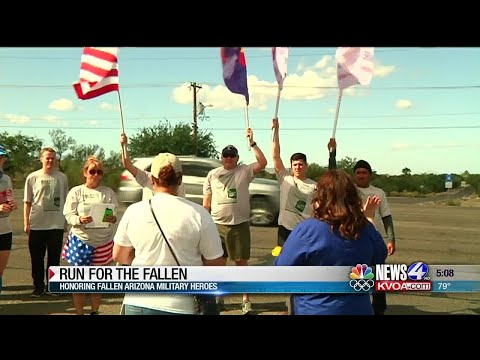 Run for the Fallen: Arizona's fallen military heroes are honored