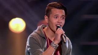WOWW..Pemuda Ambon ini lolos Audisi The Voice Belanda 2016